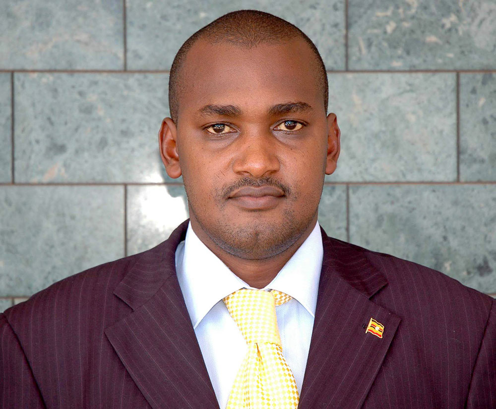 Frank K. Tumwebaze, MP, Minister of ICT & National Guidance