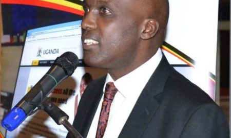 Mr. Bemanya Twebaze, Registrar General at Uganda Registration Bureau Services is the designate administrator of Uganda Telecom Limited (UTL). (PHOTO/File)