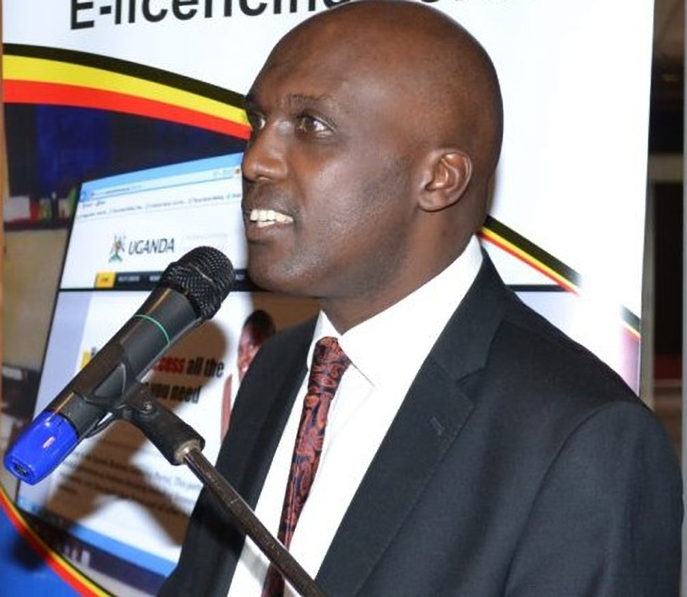 Mr. Bemanya Twebaze, Registrar General at Uganda Registration Bureau Services is the designate administrator of Uganda Telecom Limited (UTL). (PHOTO/File)