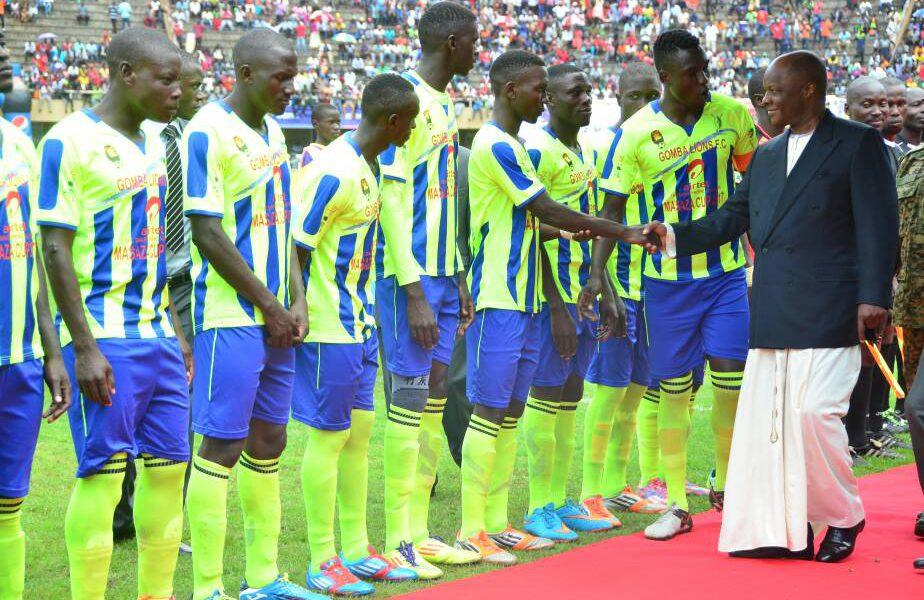 Ronaldie Kirangwa to officiate Masaza cup opener between Gomba and