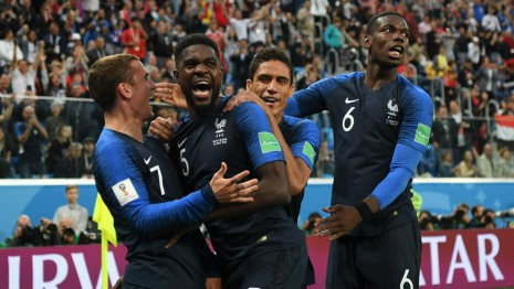 France star wants to avenge Euros defeat