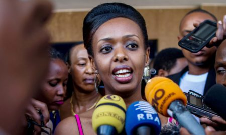 Opponent of Rwandan President Denies Insurrection, Forgery Charges in Court
