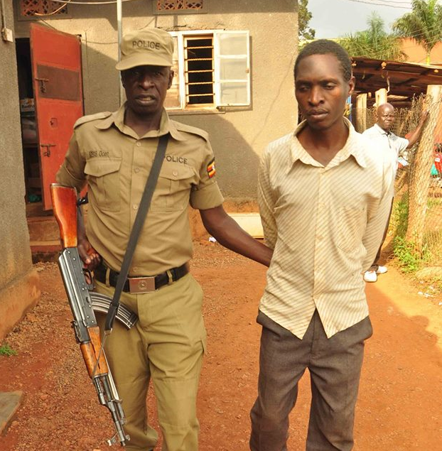 32-year-old man seduces minor with Shs500 into defilement