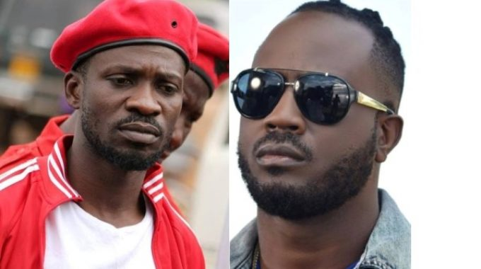 Image result for bebe cool and bobi wine