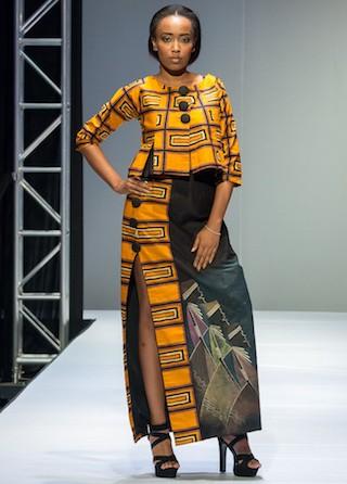 Stella Atal Judith Heard Represent Uganda At International Fashion Event In Paris Pml Daily