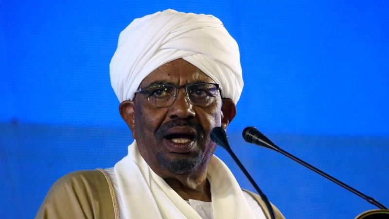 Sudan's army to establish night-time curfew after removing president