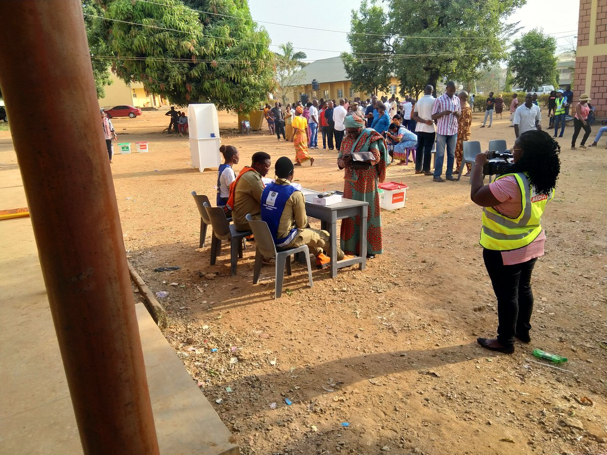 Gubernatorial Election 2019 Nigeria Update: Live Updates Of Nigeria's 2019 Presidential Election