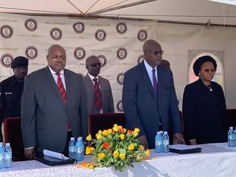 hief Justice Bart Magunda Katureebe