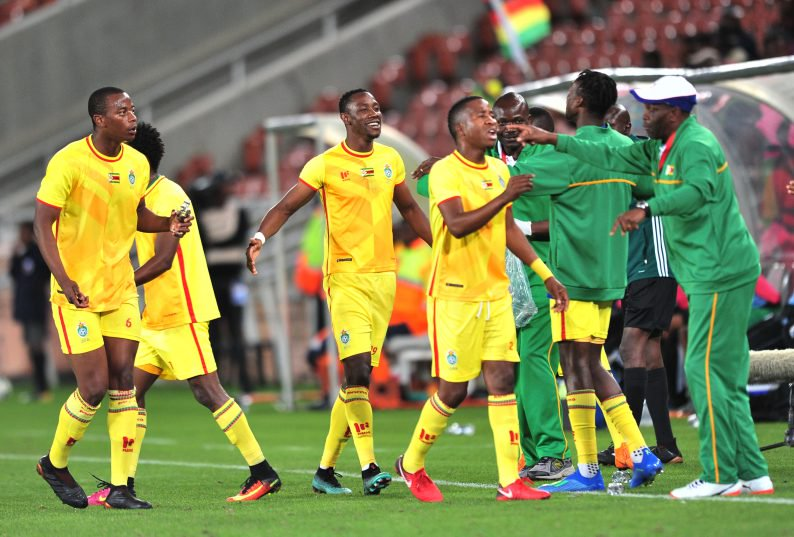DR Congo 4-0 Zimbabwe: DR Congo keep hopes of progress alive