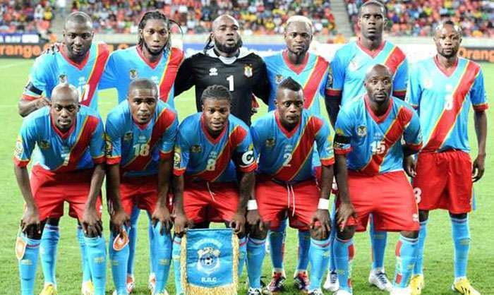 DR Congo National Football Team Teams Background 2