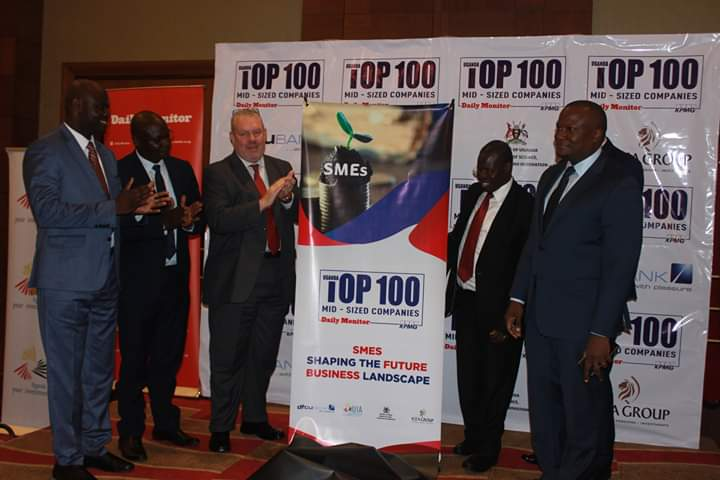 Uganda top 100 mid-sized companies survey 2019 launched