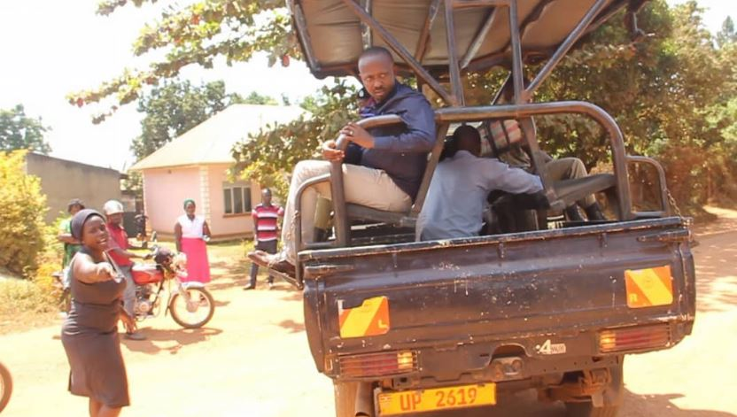 police Mukono