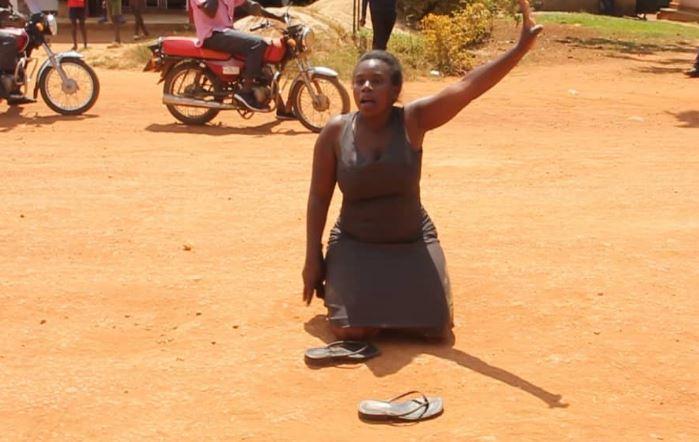 women mukono