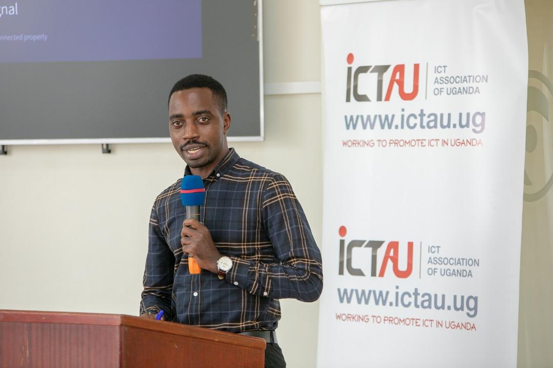 Albert Mucunguzi, Chairman, ICT Association of Uganda