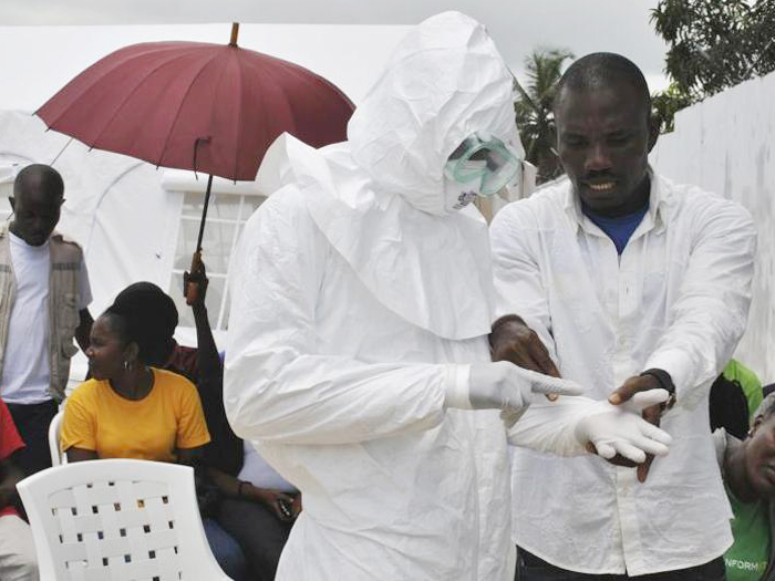 The US Government has given Uganda a nod revealing theit believe in Uganda's aptness to curb the spread of Ebola subsequent to reports in Western Uganda. (FILE PHOTO)
