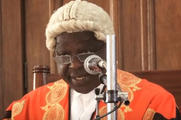 Judge Kwesiga has been assigned to head the panel of judges hearing Muslim terrorism case.