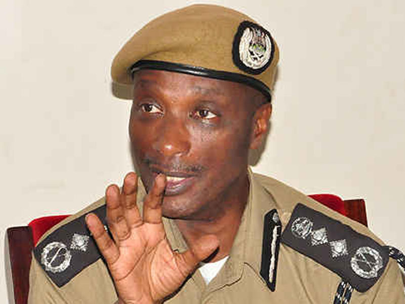 Gen Kayihura has been sued over Bodaboda 2010 activities.