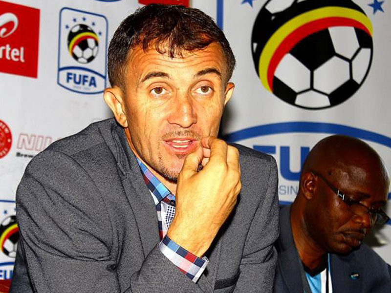 Micho stepped down in July 2017.