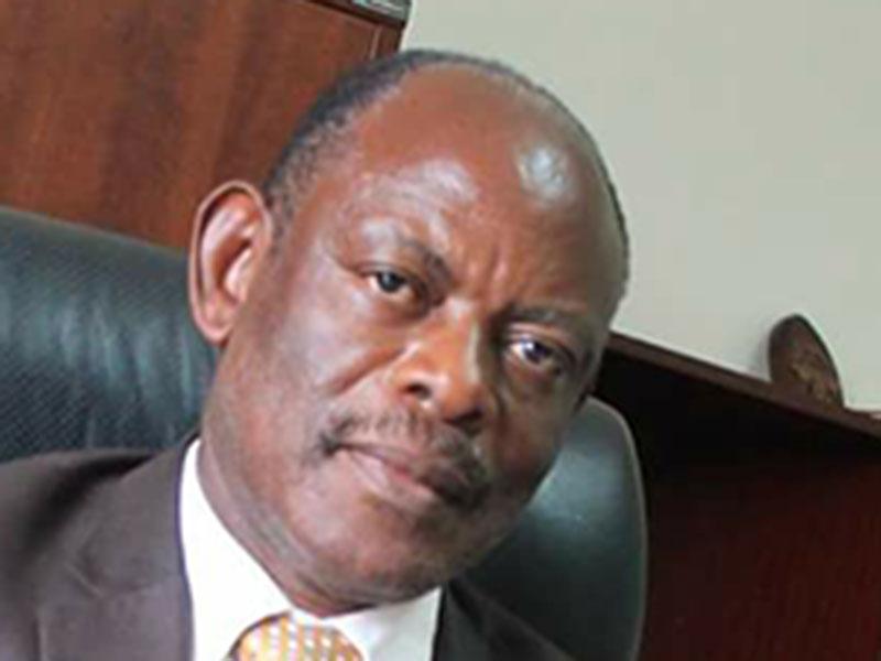 Prof Barnaba Nawangwe