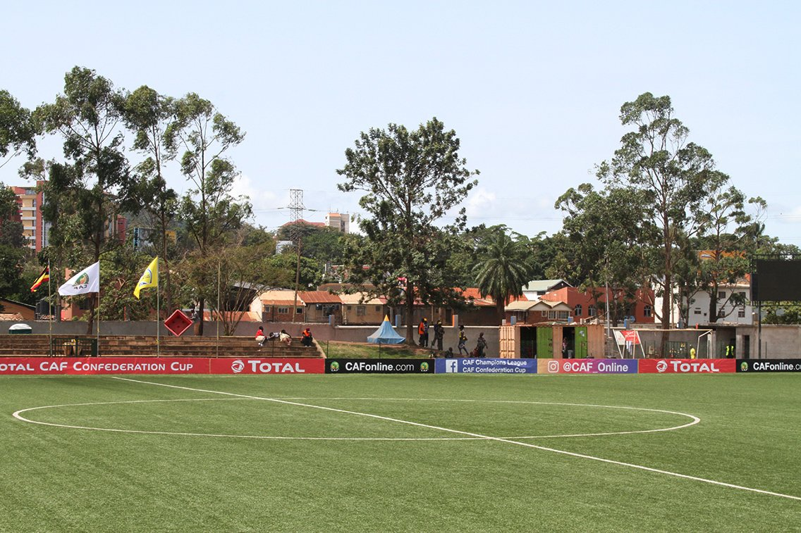 Phillip Omondi stadium will host the qualification match between Uganda and South Sudan. Courtesy photo.