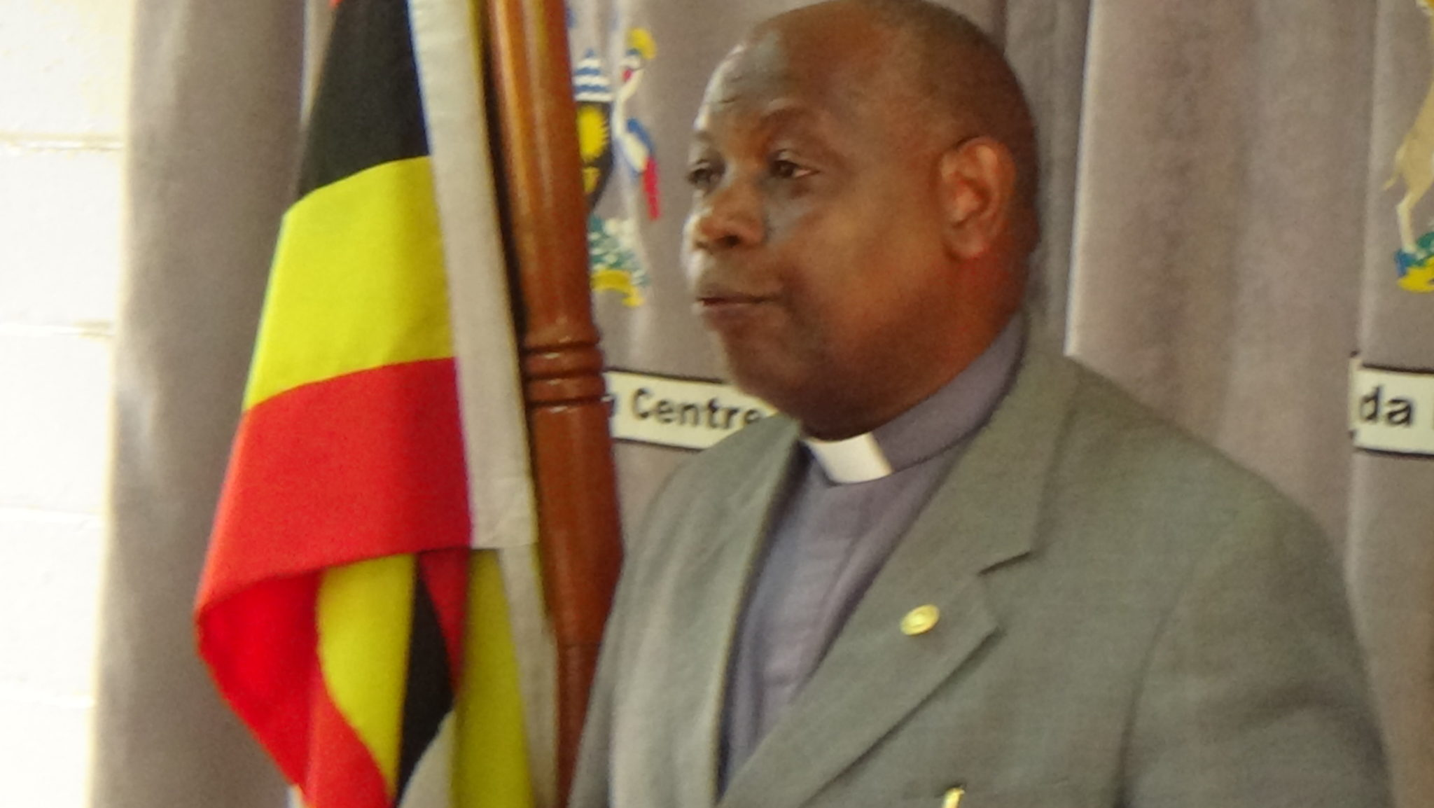 Rev Canon Amos Magezi has been elected new North Ankole bishop. Courtesy photo.