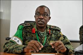 UPDF spokesperson Brig Richard Karemire.