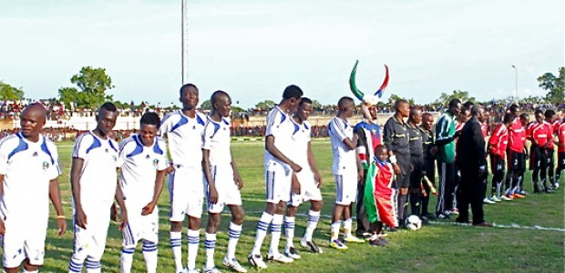Cranes and the Bright Stars of South Sudan before their first encounter in South Sudan. Courtesy photo.