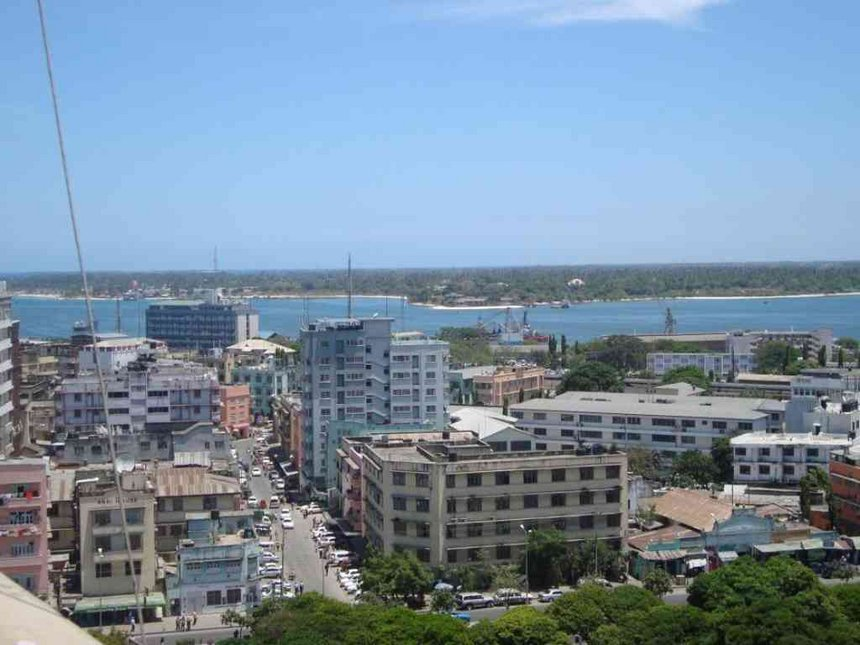 Port of Dar es Salaam set to be expanded. Courtesy photo.