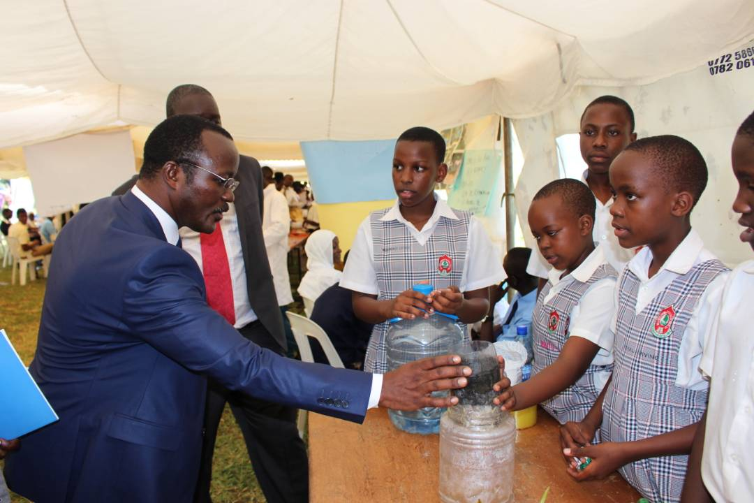 Ocit at the launch of the handwashing drive. Courtesy photo.