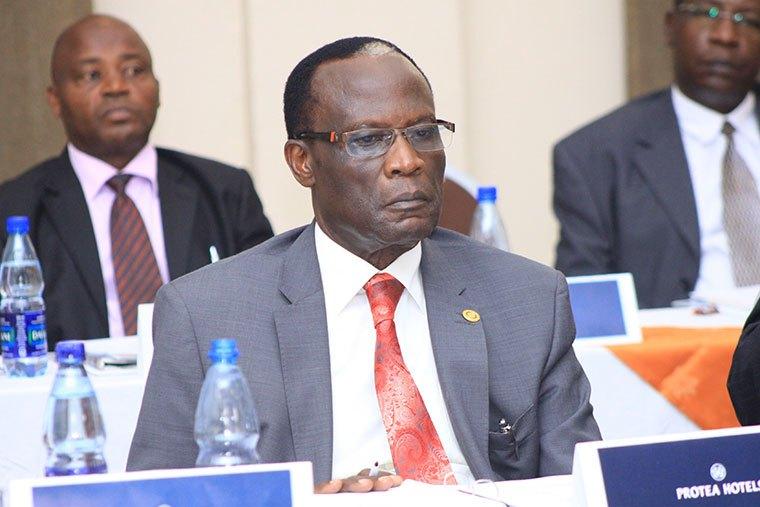 Head of the Constitutional Court Steven Kavuma. Courtesy photo.