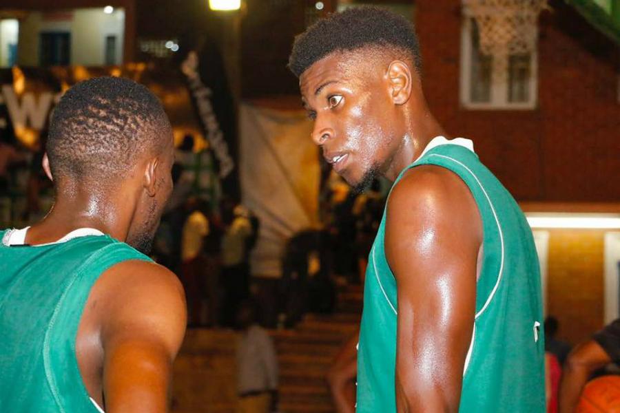 Nkumba Marines in a past encounter. Courtesy photo.