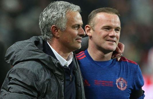 Wayne Rooney may return to Everton. Courtesy photo.