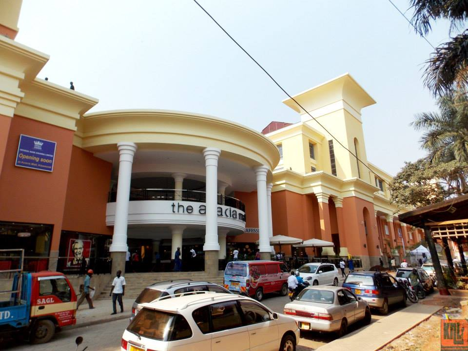 Acacia Mall is one of those affected. Courtesy photo