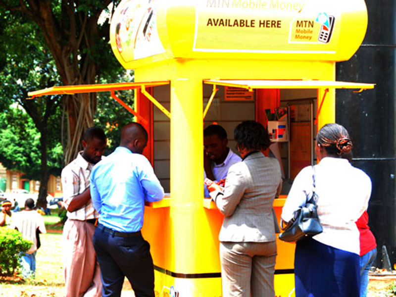 MTN Uganda has slashed Mobile Money rates again. (PHOTO/File)
