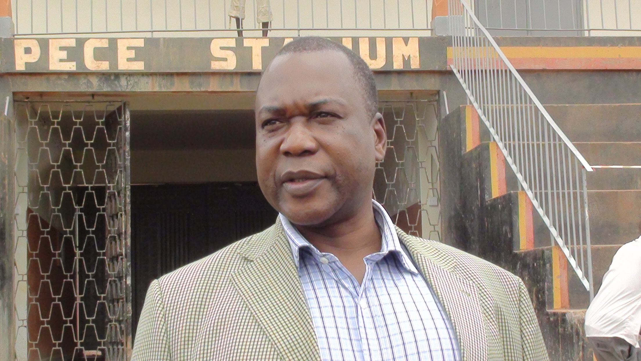Site Project Engineer, Gideon Gumisireza says more money is still needed to pay debts and complete Pece Stadium renovation