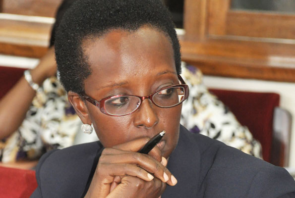 In the latest development of disbandment, Ms Allen Kagina led UNRA has been disbanded and other 25 agencies in a govt restructure (FILE PHOTO)