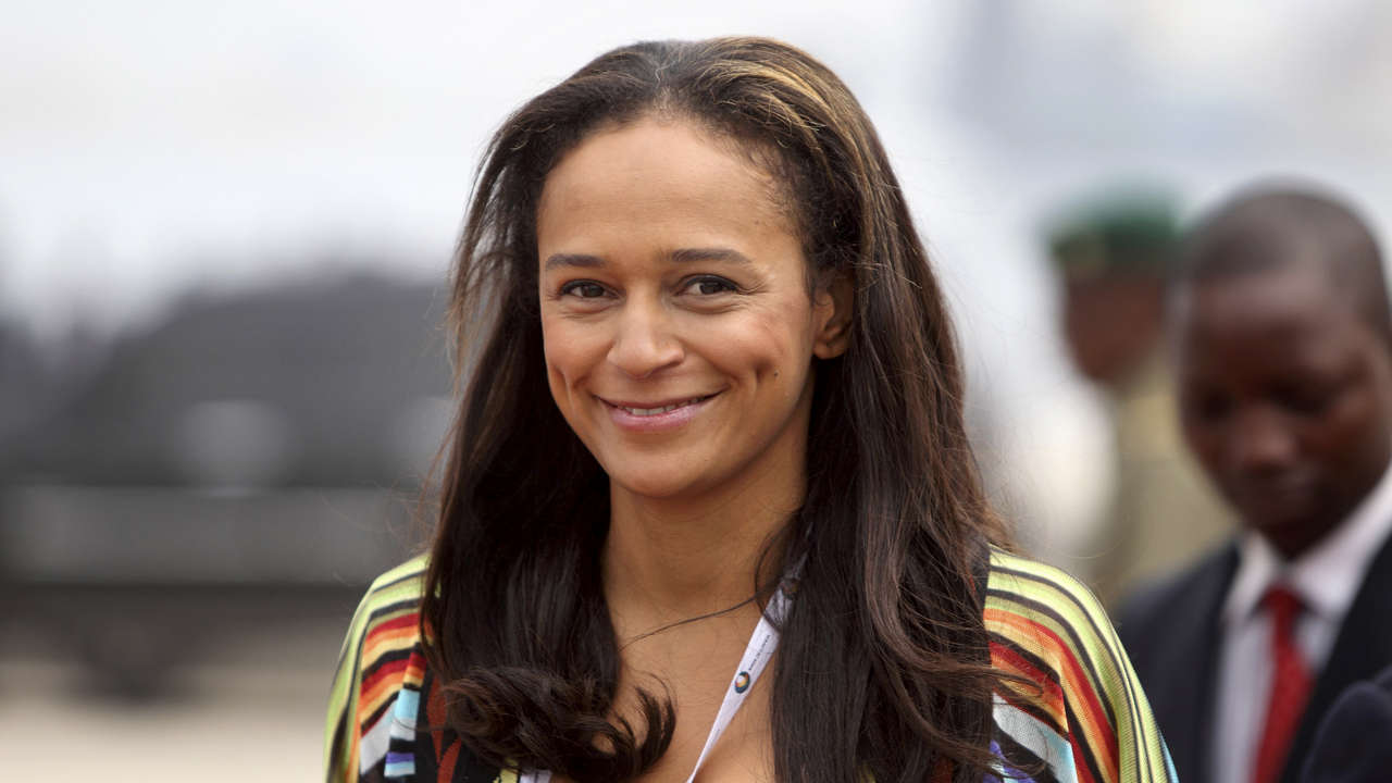 Isabel Dos Santos, daughter of the president, is reportedly Africa's richest woman and heads up the state oil company Sonangol. IRIN picture.