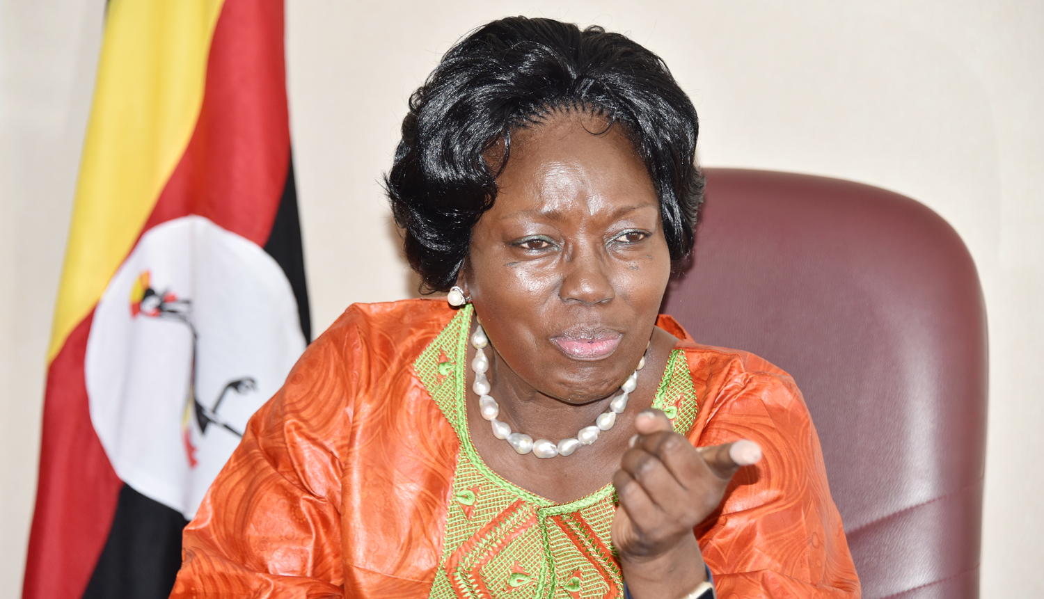 Speaker Rebecca Kadaga has urged the ICC to urgently address the conflict between the Rome Statute and national laws.(FILE PHOTO)