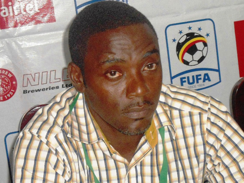 Kisala was happy with how his players performed against Tooro United (file photo)