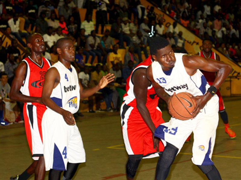 Makiadi's 17 rebounds were not enough to help Betway Power overcome Warriors.