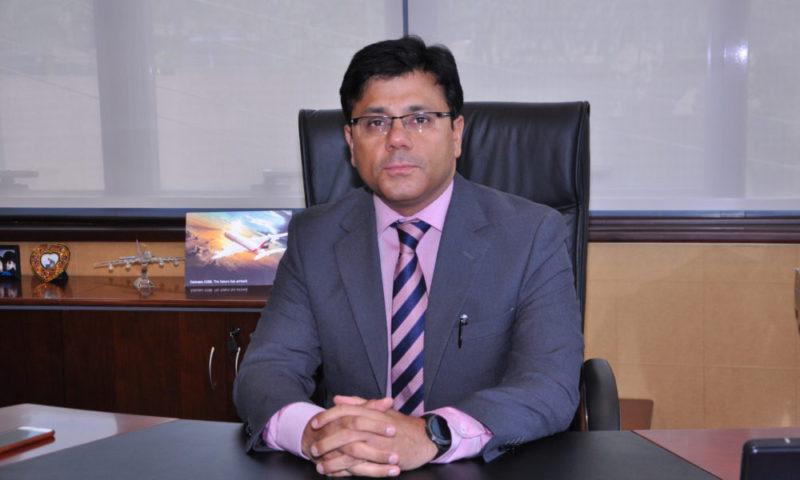 Puneet Kohli, the new Emirates Uganda country manager. Net picture.
