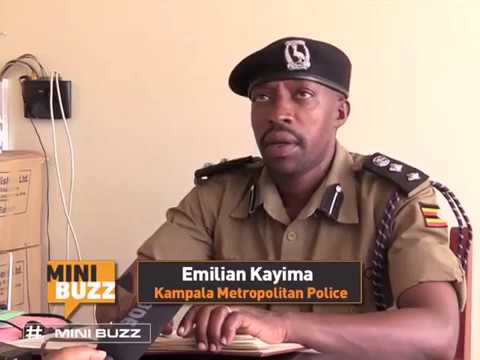 Mr Emilian Kayima has been fired by IGP Ochola. (FILE PHOTO
