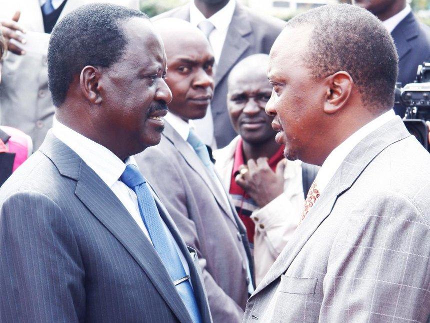 President Uhuru Kenyatta has been asked to draw up a working formula with Cord leader Raila Odinga