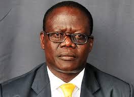 Embattled former Works minister Abraham Byandala. File photo.
