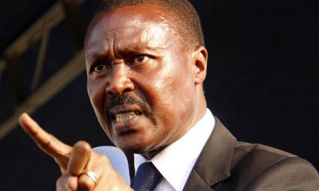 Gen Mugisha Muntu fears Uganda could become failed state. File photo.