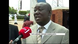 Rubaga South MP Kato Lubwama. File photo.