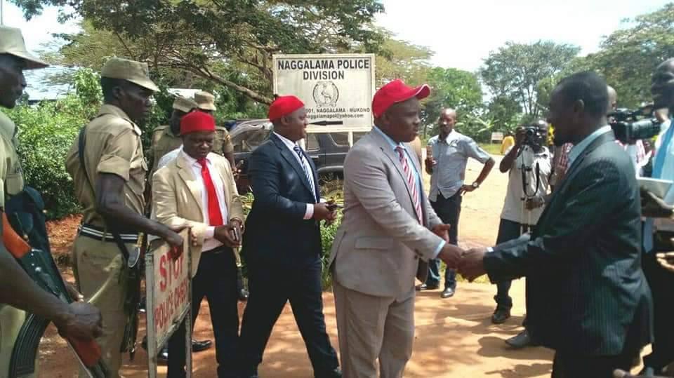 Lukwago at Nagalama Police to stand surety for Besigye