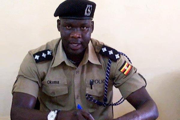 Aswa region police spokesperson Patrick Okema.