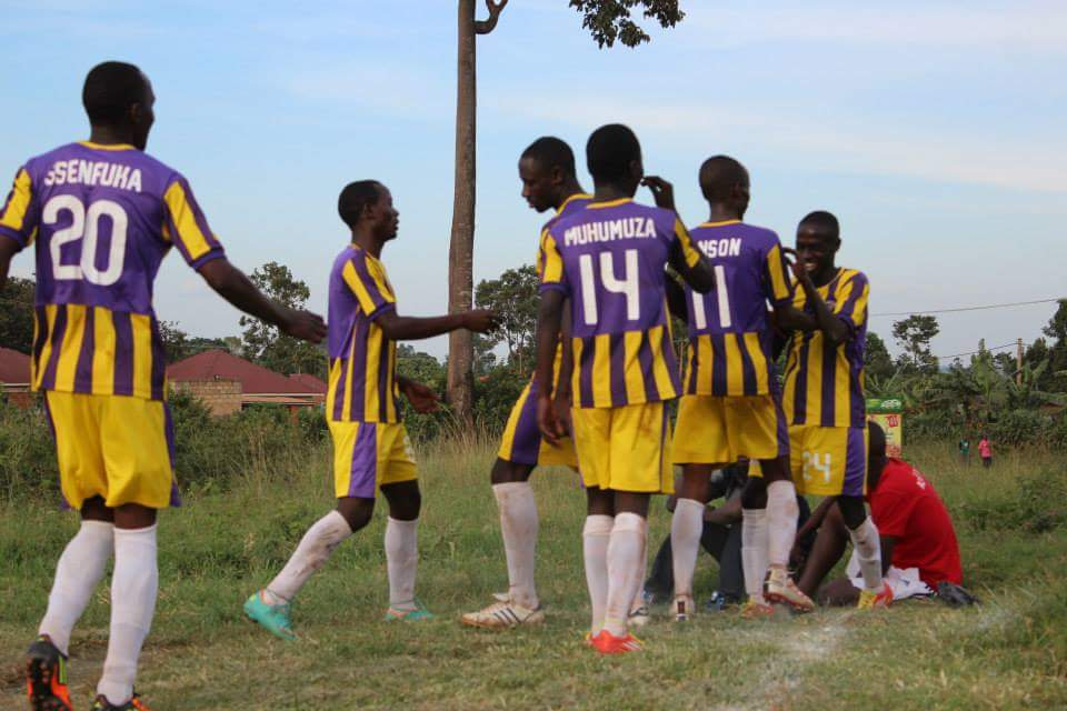 Proline FC players during a past training session. File photo.