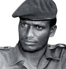 Fred Rwigyema was a revolutionary who excelled in military. File photo.